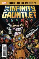 True Believers Infinity Gauntlet Vol 2 1