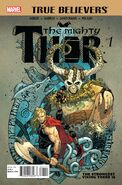 True Believers Mighty Thor - The Strongest Viking There Is Vol 1 1