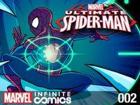 Ultimate Spider-Man Infinite Comic Vol 1 2