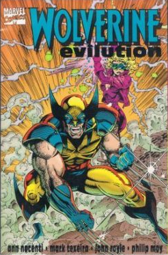 Wolverine: Evilution Vol 1 1