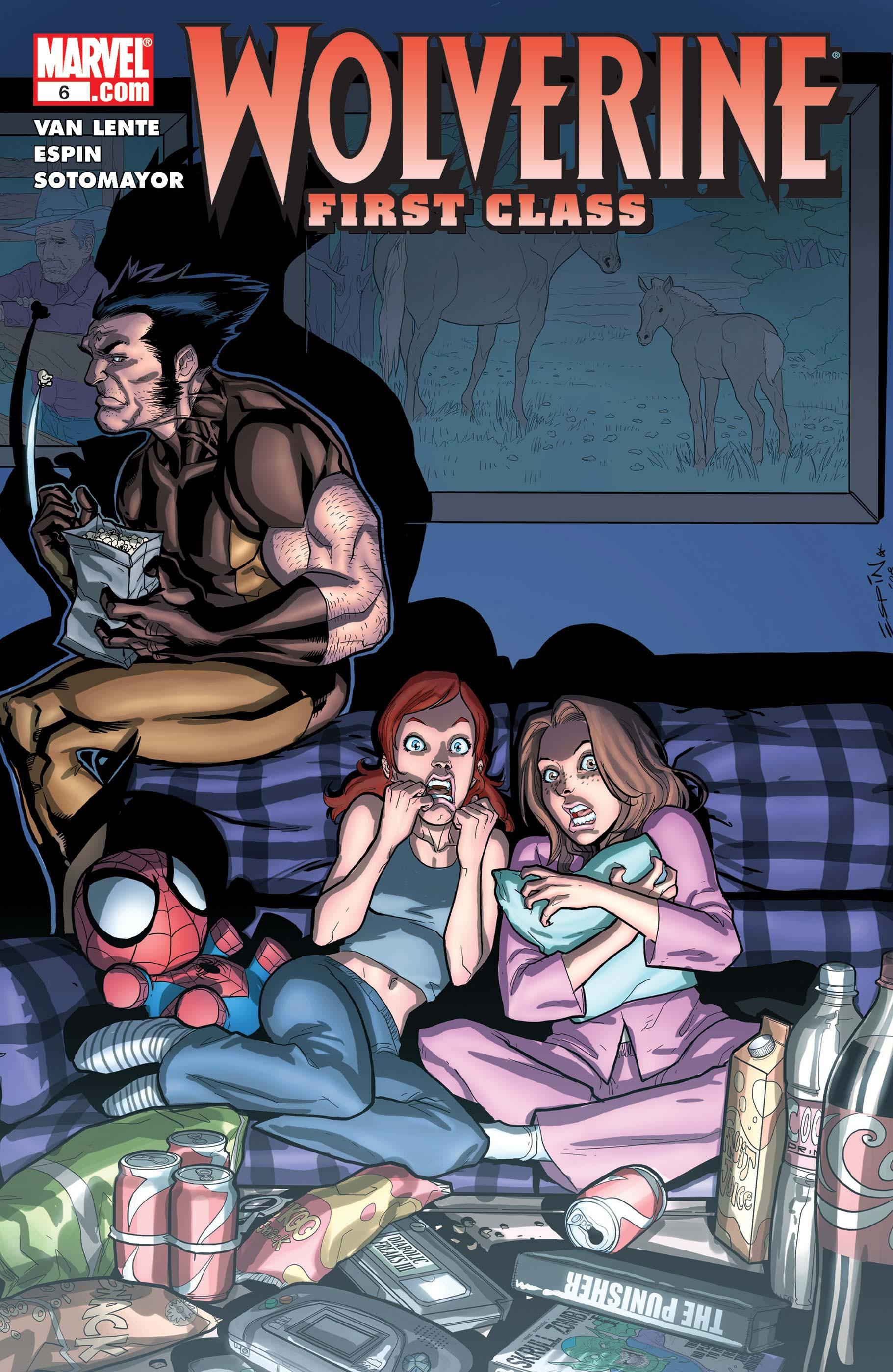 Wolverine: First Class Vol 1 6