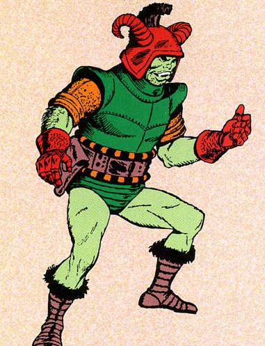 Wrogg (Earth-616)