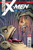 X-Men Blue Vol 1 14