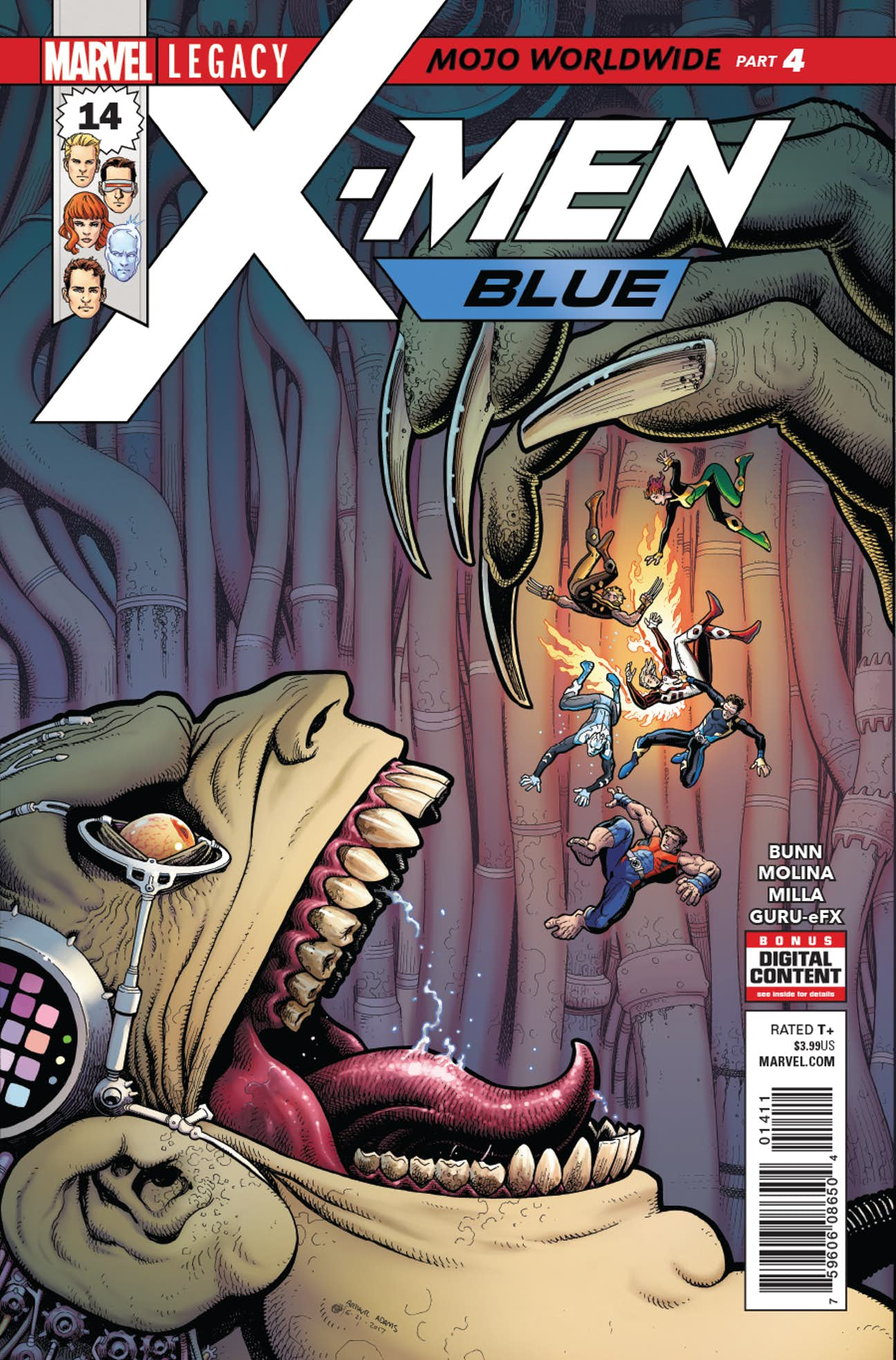 X-Men: Blue Vol 1 14