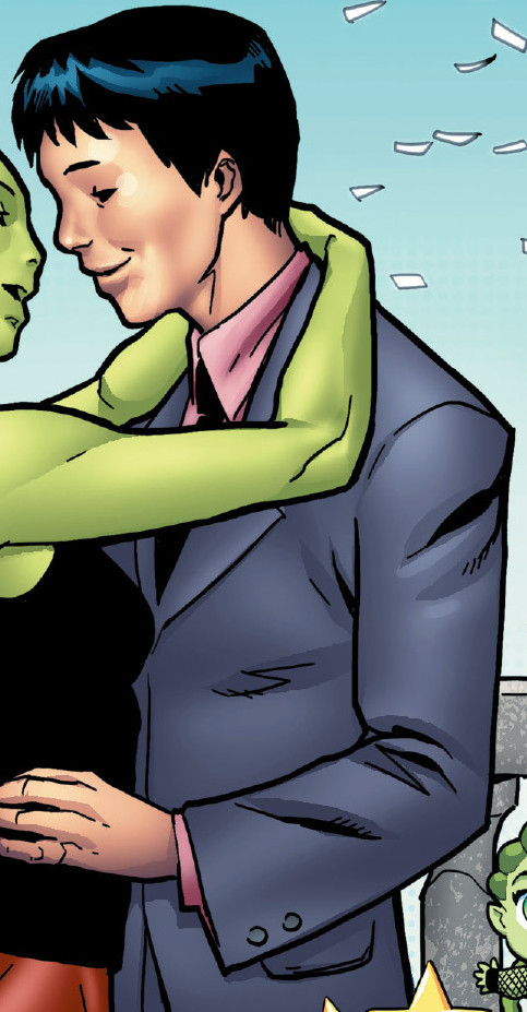 Amadeus Cho (Earth-93027)