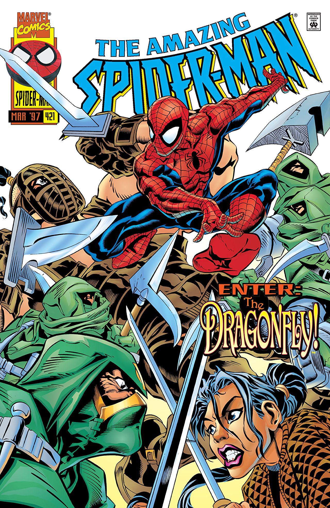 Amazing Spider-Man Vol 1 421