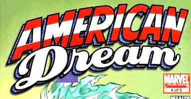 American Dream TPB Vol 1