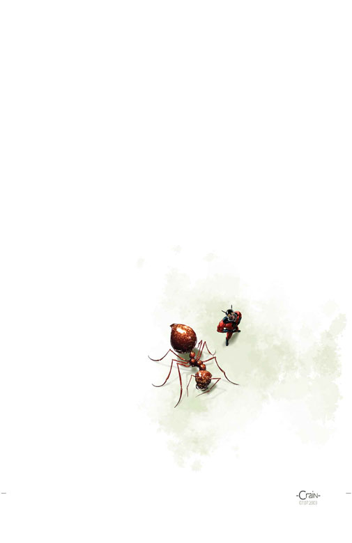 Ant-Man (Canceled) Vol 1 1