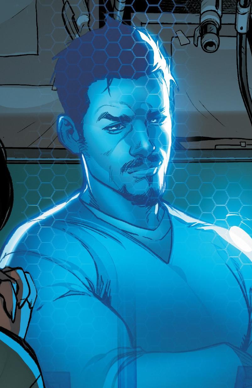 Anthony Stark (Third A.I.) (Earth-616)