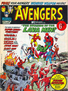 Avengers (UK) Vol 1 2