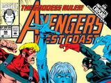 Avengers West Coast Vol 2 96