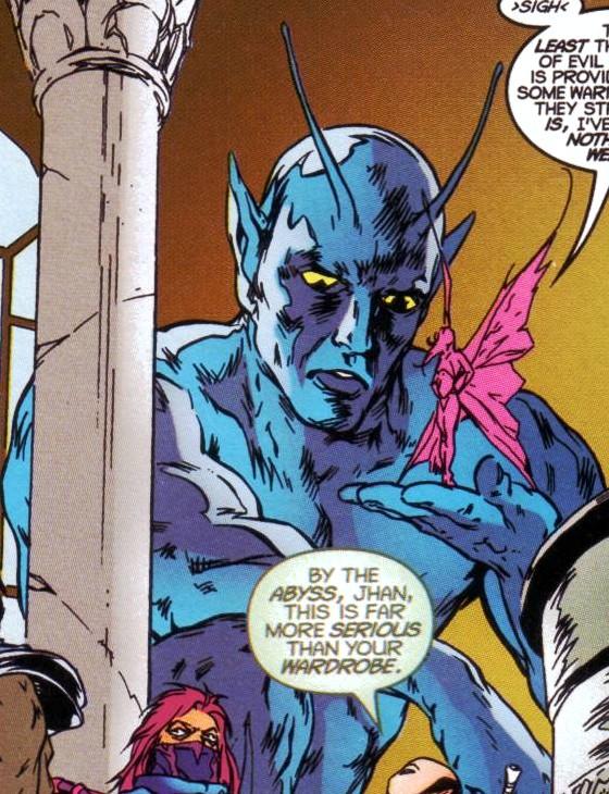 Behemoth (Eurth) (Earth-616)