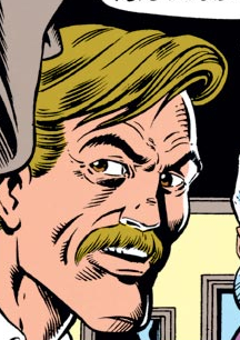 Bernard Scudder (Earth-616)