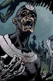 Bullseye (Lester) (Earth-13264) from Age of Ultron vs. Marvel Zombies Vol 1 1 001.jpg
