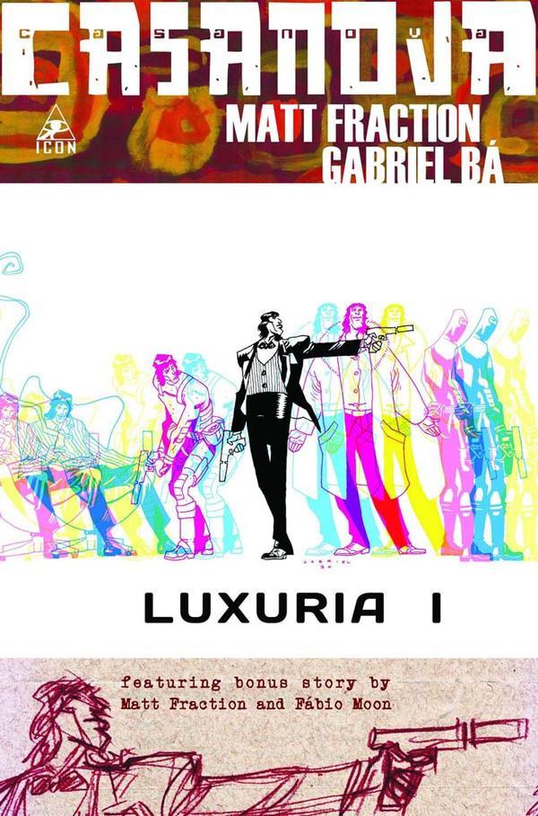 Casanova: Luxuria Vol 1 1