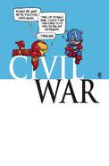 Civil War Vol 2 1 Young Variant Textless
