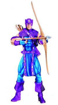 Clinton Barton (Earth-616) from Marvel Universe (Toys) Comic Packs Series 1 (Secret Wars 25th Anniversary) 0001.jpg