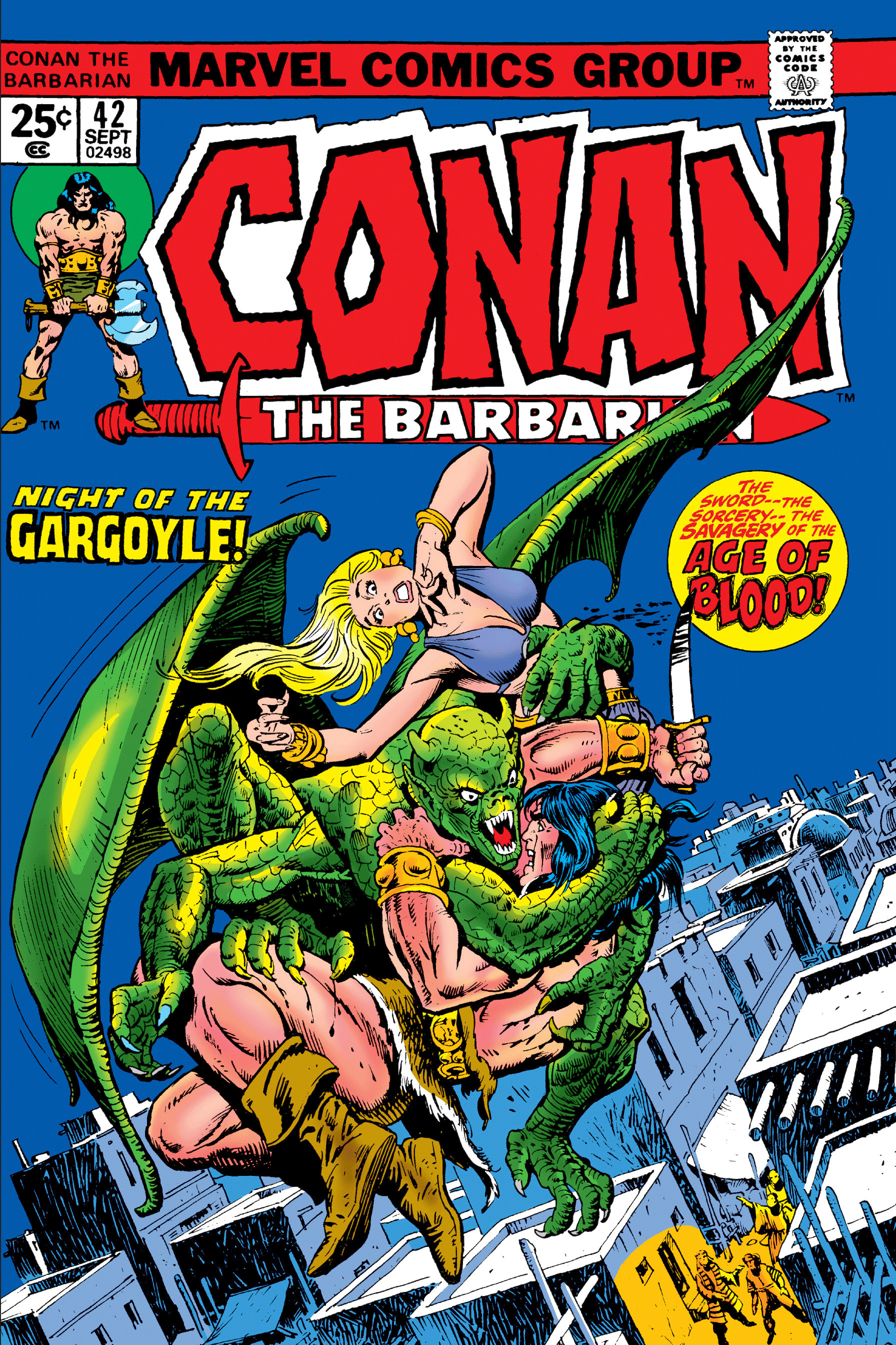 Conan the Barbarian Vol 1 42
