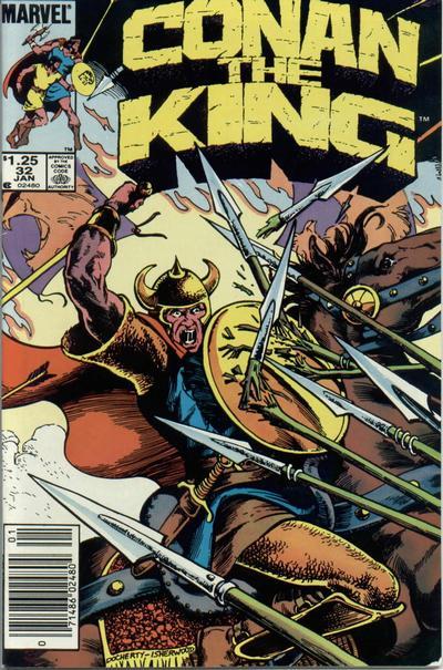 Conan the King Vol 1 32