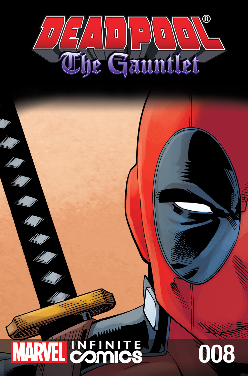 Deadpool: The Gauntlet Infinite Comic Vol 1 8