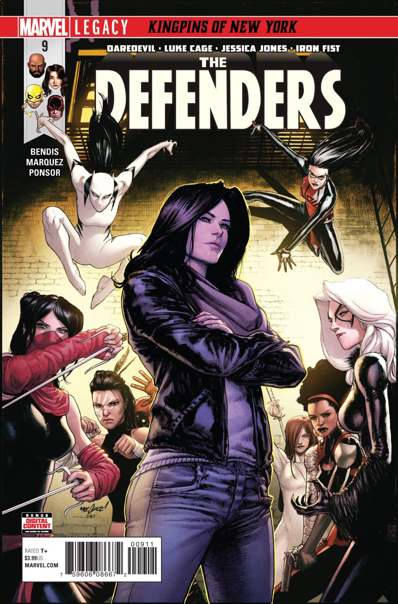 Defenders Vol 5 9