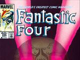 Fantastic Four Vol 1 268