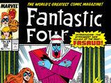 Fantastic Four Vol 1 308