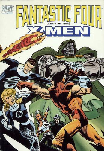 Fantastic Four vs. the X-Men TPB Vol 1