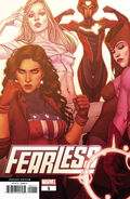 Fearless Vol 1 1 Frison Connecting Variant