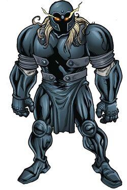 Gor-tek (Earth-616) from X-Men Phoenix Force Handbook Vol 1 1.jpg