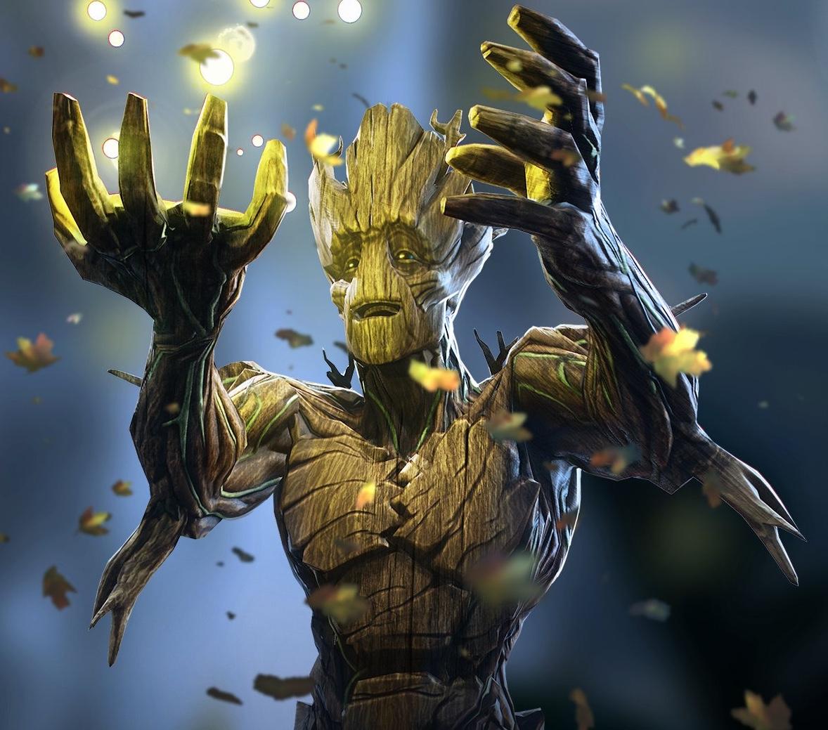 Groot (Earth-TRN670)