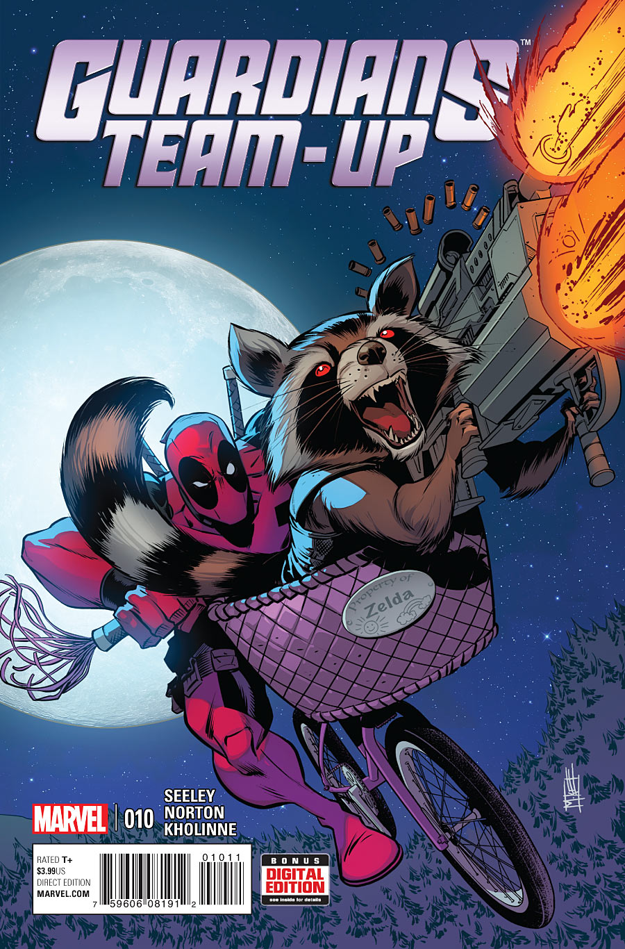 Guardians Team-Up Vol 1 10