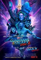 Guardians of the Galaxy Vol. 2 (film) poster 005