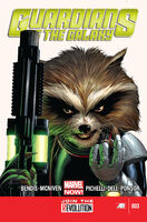 Guardians of the Galaxy Vol 3 3