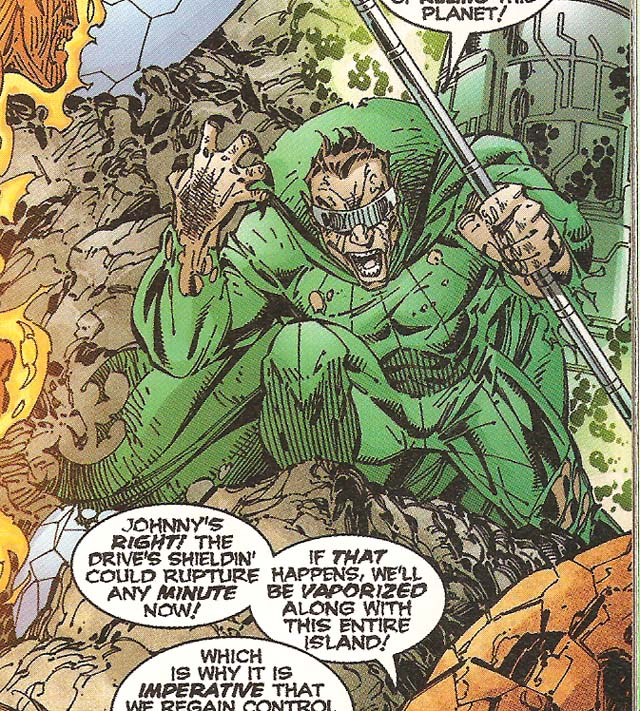 Harvey Elder (Heroes Reborn) (Earth-616)