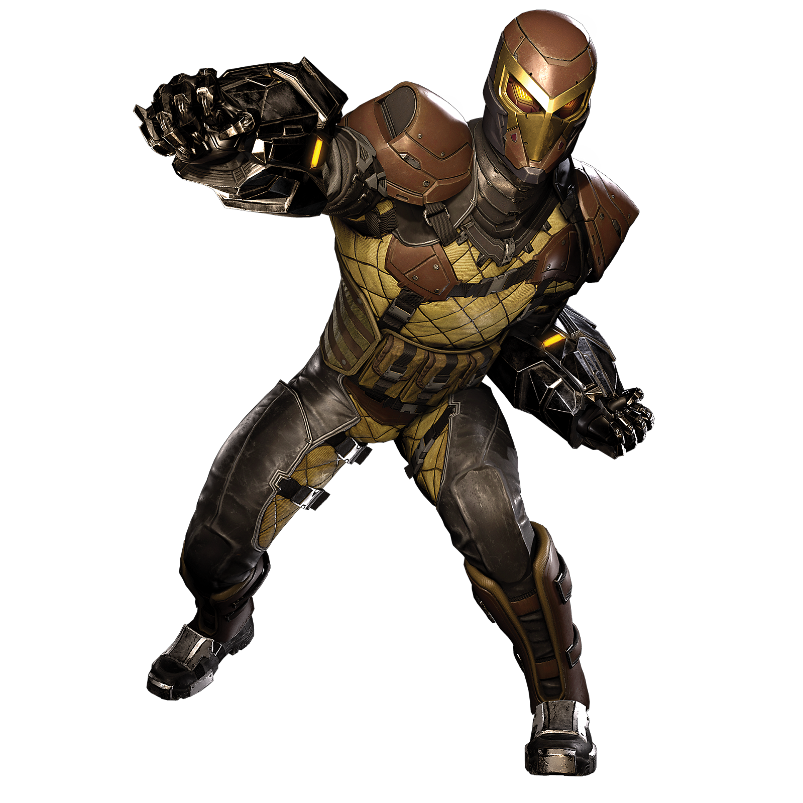 Herman Schultz (Earth-1048) from Marvel's Spider-Man (video game) Promo 001.png
