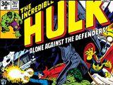 Incredible Hulk Vol 1 207