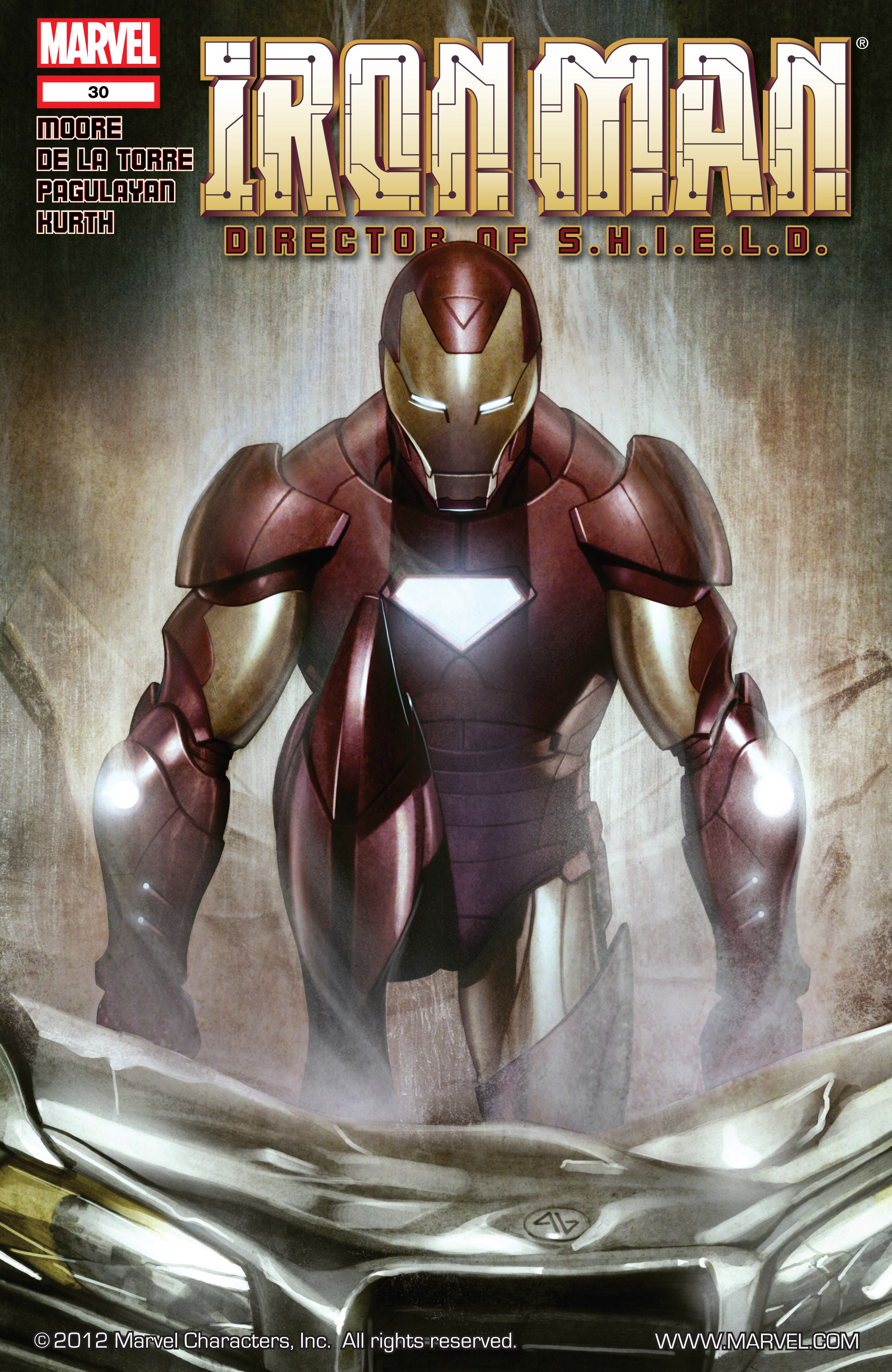 Iron Man: Director of S.H.I.E.L.D. Vol 1 30