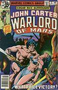 John Carter Warlord of Mars Vol 1 17