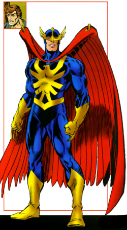 Kyle Richmond (Earth-616) from All-New Official Handbook of the Marvel Universe A to Z Vol 1 8 0001.png