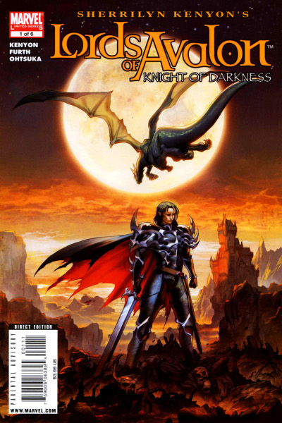 Lords of Avalon: Knight of Darkness Vol 1