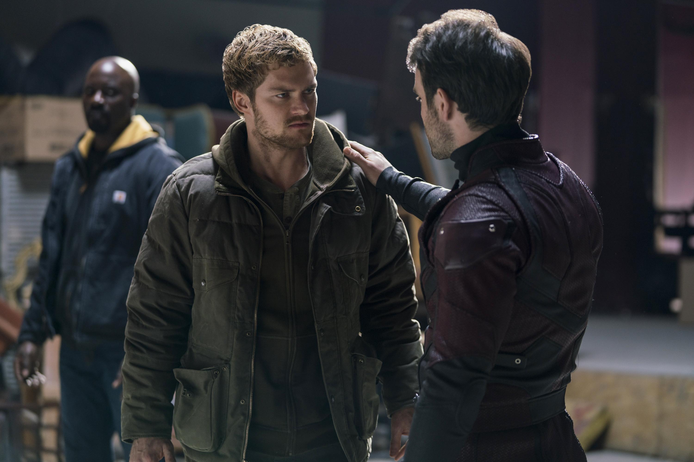 Marvel's The Defenders Season 1 6