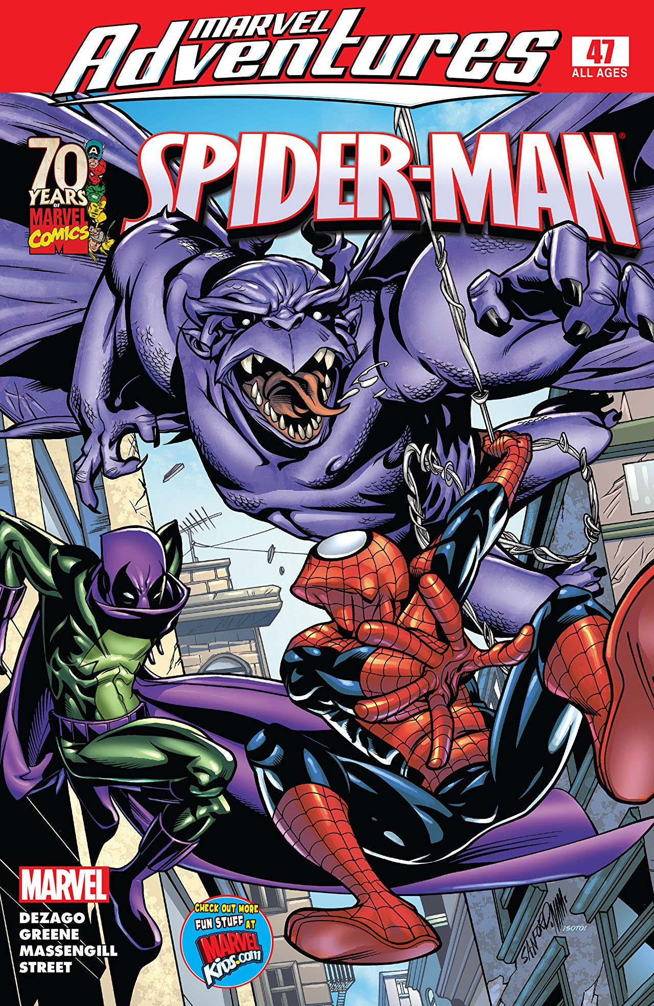 Marvel Adventures: Spider-Man Vol 1 47