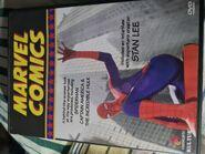 Marvel Comics DVD front