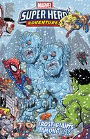 Marvel Super Hero Adventures Captain Marvel - Frost Giants Among Us! Vol 1 1