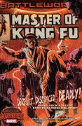 Master of Kung Fu Battleworld Vol 1 1