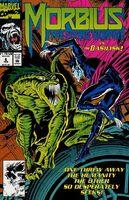 Morbius The Living Vampire Vol 1 6