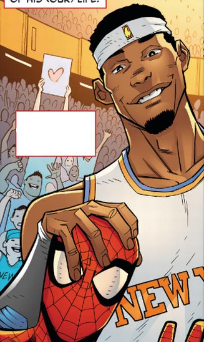 New York Knicks (Earth-616)
