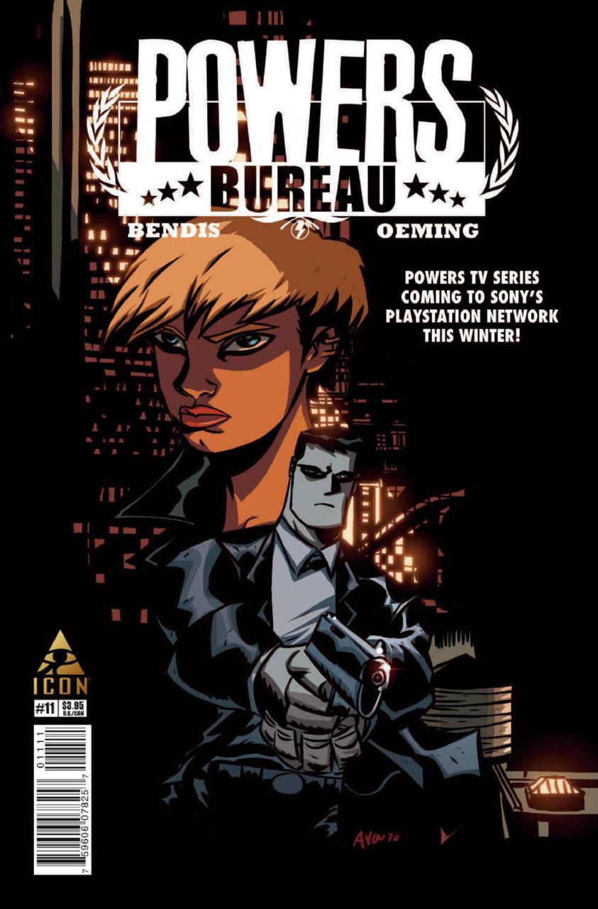 Powers: Bureau Vol 1 11