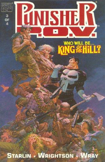 Punisher: P.O.V. Vol 1 3